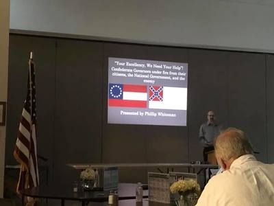 Camp News - Brigadier General T  R  R Cobb Camp # 97, Athens, GA